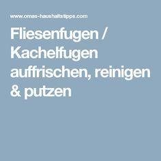 the 25 best ideas about fugen reinigen on pinterest. Black Bedroom Furniture Sets. Home Design Ideas