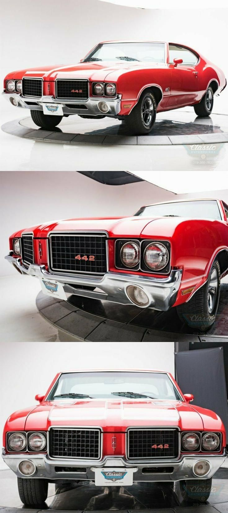 1972 442 : Oldsmobile, Cutlass, Arizona, Cutlass,, Oldsmobile,, Supreme