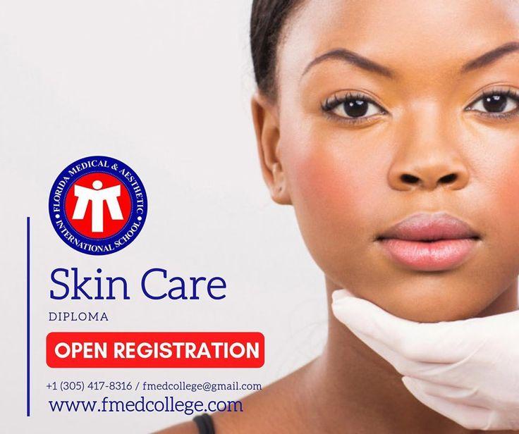 Skin Care Diploma Medical aesthetic, Skin care, Skin