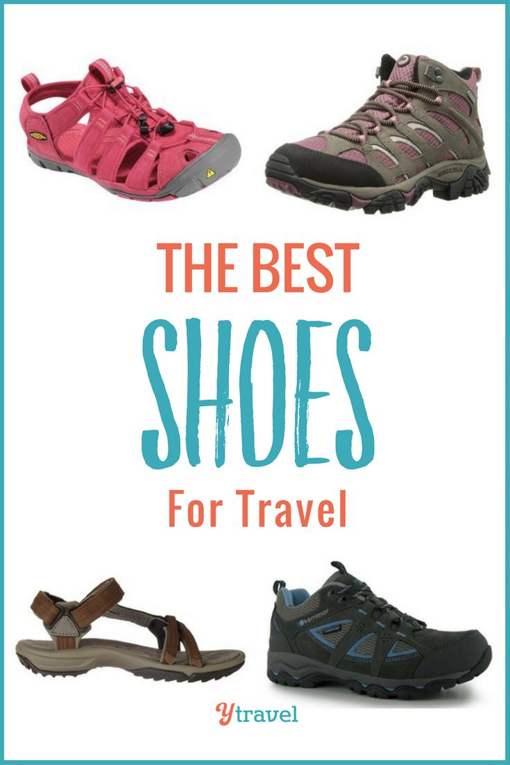 How to pick the best shoes for travel - tips from a podiatrist on what travel shoes are durable and good for your feet!