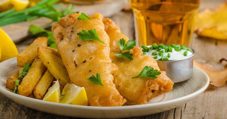 Cuisinez le fish and chips du chef Daniel Vézina. Sa recette est succulente!