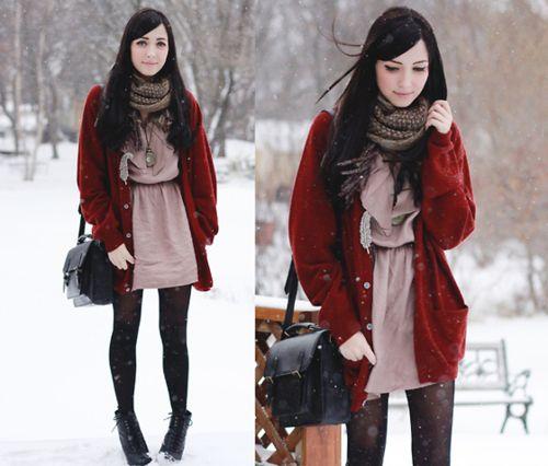Tokyo Winter Fashion