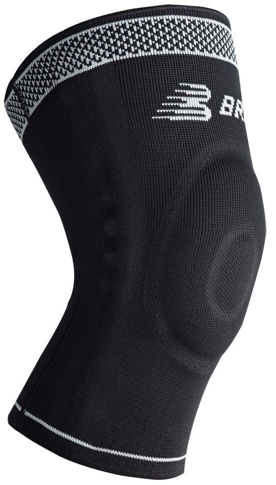 De Hi-Performance #Kniebrace is bijzonder comfortabel, door het 3D breiwerk heeft deze goed ademende kniebrace een slipvrije anatomische pasvorm. Het weefselconcept is zeer rekbaar, ademend en vocht afwerend, wat leidt tot uitstekend draagcomfort, met name in de knieholte. De #brace is zowel geschikt voor dagelijks gebruik als sport.