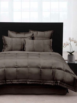 donna karan silk quilt online only