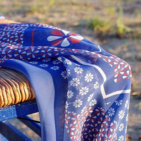 Grecian style scarves // artonomous.gr