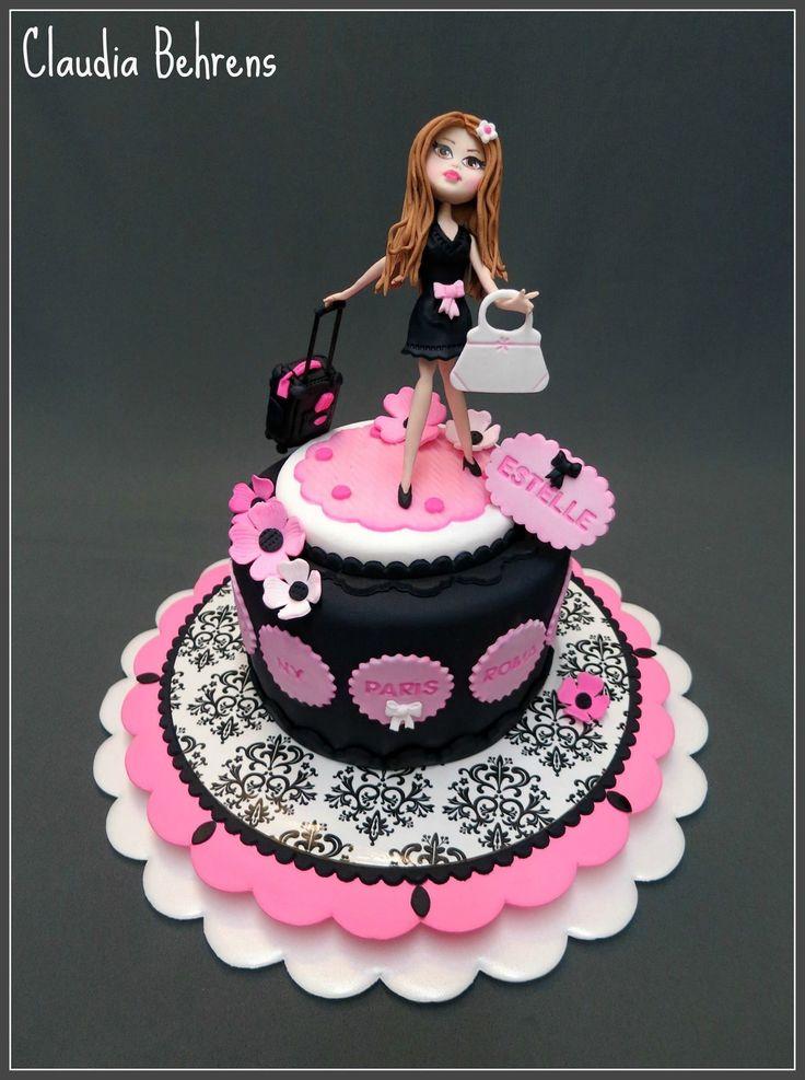 Stewardess Cake