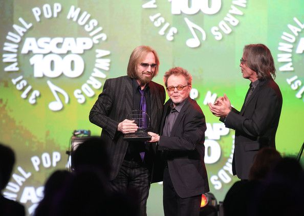 Tom Petty Photos - (L-R) Singers, Tom Petty, Paul Williams, and Jackson Browne speak during the 31st Annual ASCAP Pop Music Awards at The Ray Dolby Ballroom at the Hollywood & Highland Center on April 23, 2014 in Hollywood, California. - ASCAP Pop Music Awards Show