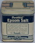 "In the garden, Epsom salt is a ""boost"" for your plants. The magnesium in the salt is used by plants for photosynthesis. And as a fertilizer, it will help to increase flower and fruit production. Mix 2 tbsp into 1 gallon of water and use it to revive a Peace Lily or other houseplants. Water with it when transplanting tomatoes or peppers and then sprinkle a spoonful around the plants when they begin to flower. Spray the foliage of roses or sprinkle a little around the base of your plants."