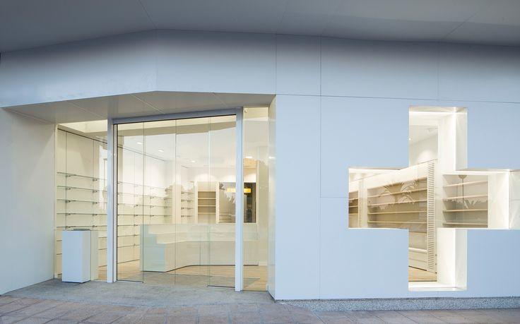 Farmacia en la nucia farmacias pinterest for Modern pharmacy design