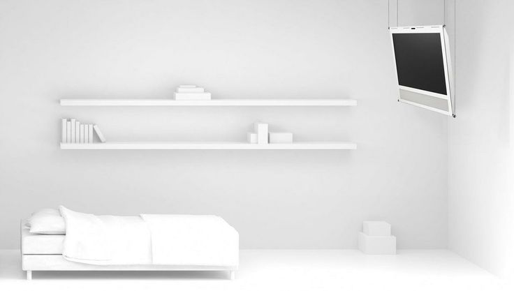 Ceiling bracket by Bang and Olufsen