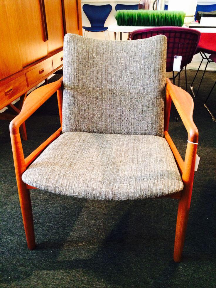 Beautiful Danish chair!