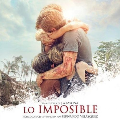 Imposible [Original Motion Picture Soundtrack] [CD]