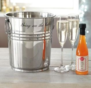 Champagne Bucket Set from Next