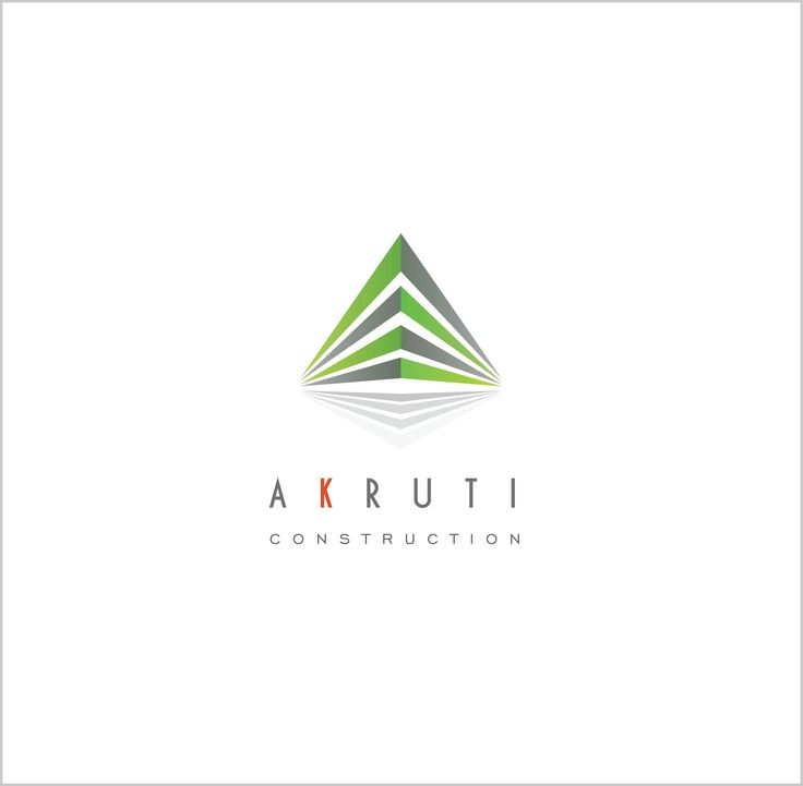 Logo Designing of one of the construction Company by Graphic Designer Vijay Deore
