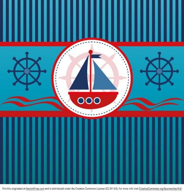 Nautical Baby Background | www.pixshark.com - Images ...