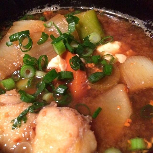 自宅であんこう鍋食べるの幸せ。 - 8件のもぐもぐ - あんこう鍋 by kucyane