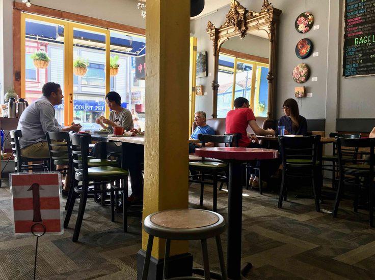 https://flic.kr/p/QNXkJu | inside Blue Danube Coffee House | www.placesiveeaten.com/blog/blue-danube-coffee-house-in-t...