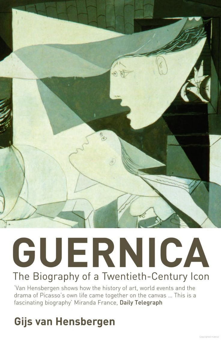 Guernica By Gijs Van Hensbergen, Available At Book Depository With Free  Delivery Worldwide