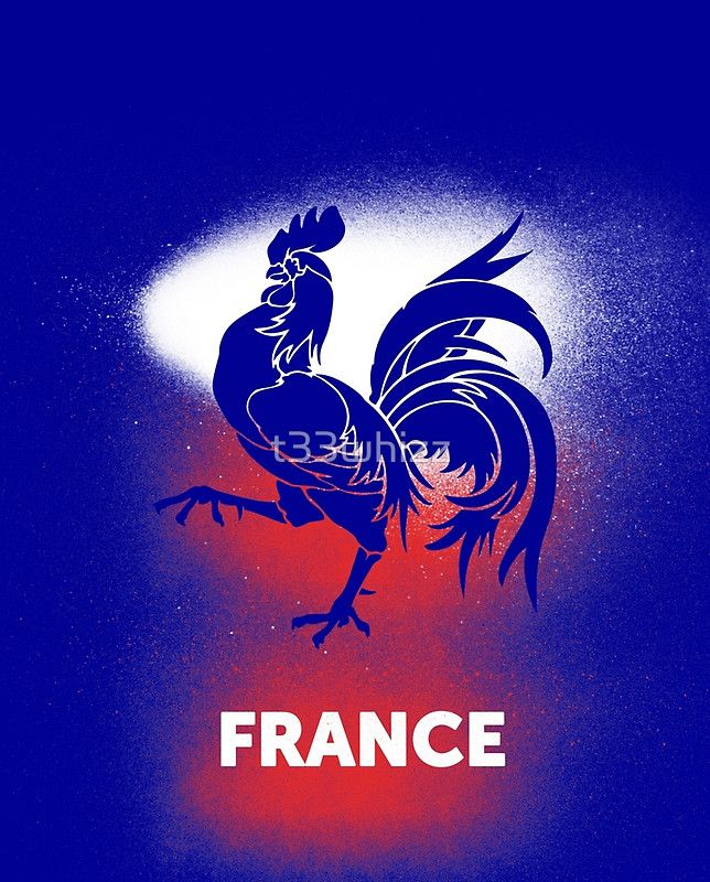 Allez les bleus #euro2016 #fans #specially #designed #products #supportyourteam #supportyourcolours #graphic #tees #France #allezlesbleus #amazing #design #football