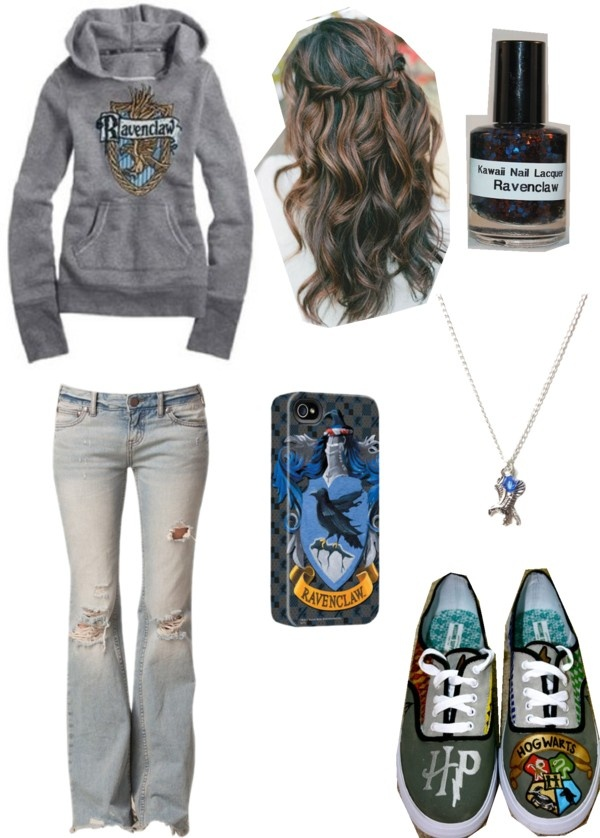 """And the Harry potter fandom goes WOW!"" by smowwolf on Polyvore"