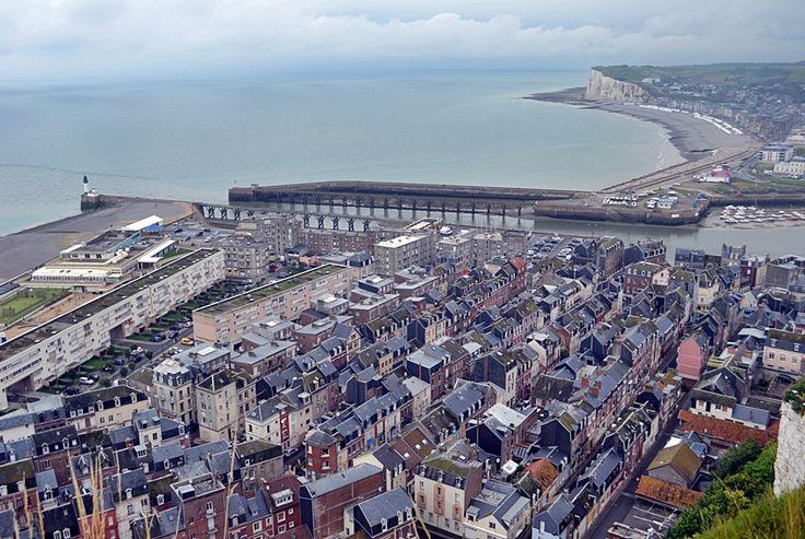Ле Трепорт, Нормандия, франция