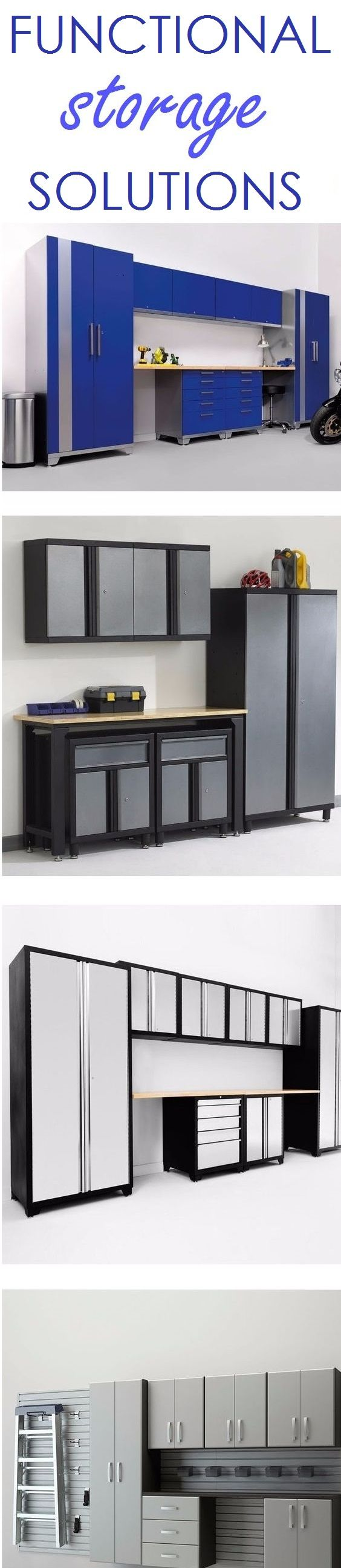 These functional storage solutions are great for craft for Storage solutions for craft rooms