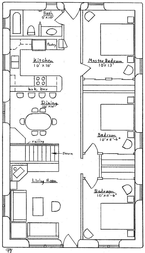 Earthbag House Plans   Small, affordable, sustainable earthbag house plans   Page 15