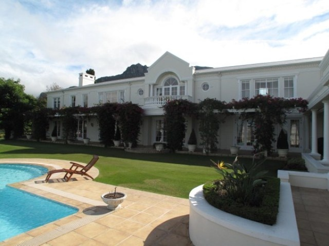 Constantia Home | The South African version of the White house