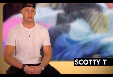 Geordie Shore's Scotty T 'breaks hand in car accident'