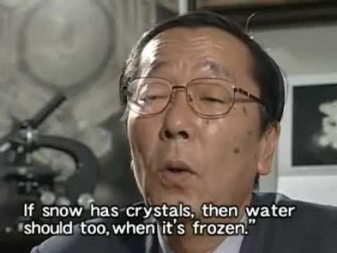 Mensajes del Agua - Documental del Dr.Masaru Emoto (DOC COMPLETO)