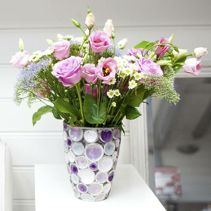 letterbox flower bouquet by bloom & wild | notonthehighstreet.com
