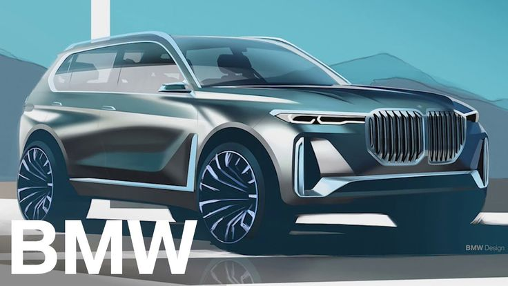 What might the BMW X7 look like in 2018?