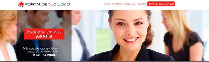¿No tiene pagina web? ¿Quiere hacer una web para su empresa?  ¿Como hacer su pagina web?   ¿Quiere posicionar su pagina web ?  Registre su empresa Gratis en el directorio de empresas de Portaldetuciudad.com.  http://www.portaldetuciudad.com/