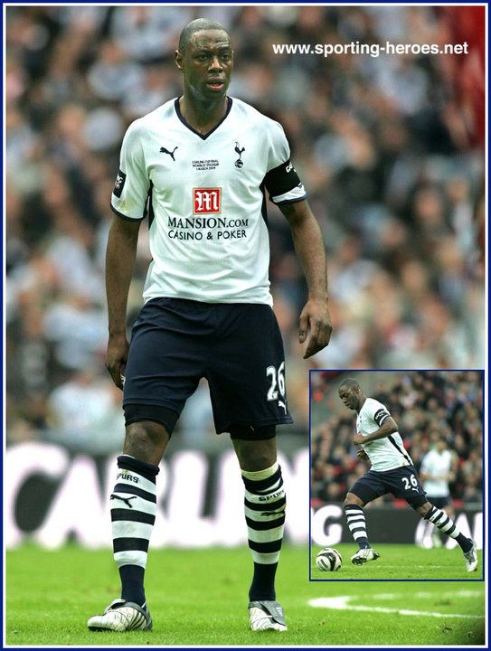 Ledley KING Tottenham Hotspur - The Legend that is the King - Thank you - Guts, skill, commitment, & smarts!