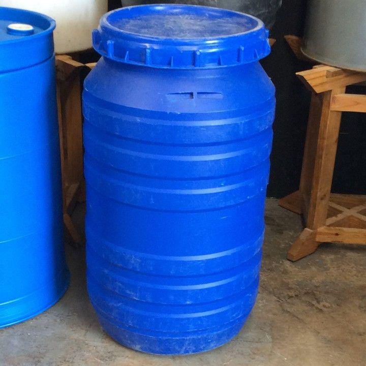 60 Gallon Plastic Round Twist Off Top Barrel Blue from Texas Totes And Barrels for $75.00 & 11 best Barrels images on Pinterest | Midland texas Texas and Barrels