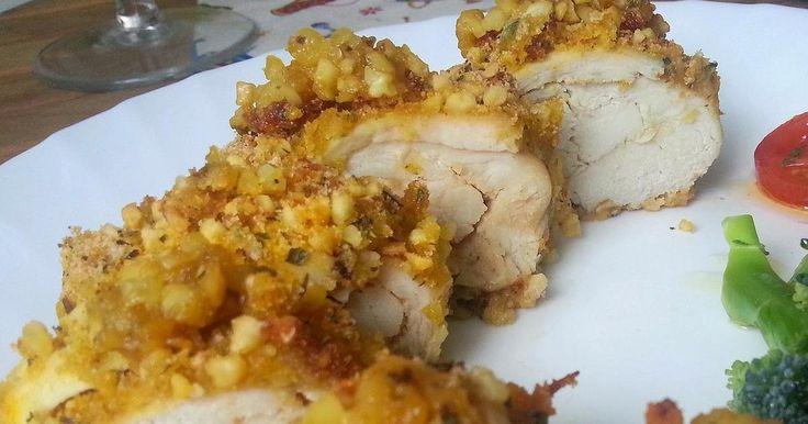 Dale un toque diferente a las pechugas de pollo con esta receta.