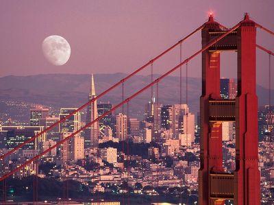 My fave - San Francisco.: San Francisco, San Francisco California, Buckets Lists, Favorite Places, Favorite Cities, Golden Gates Bridges, The Bays, Sanfrancisco, Travel