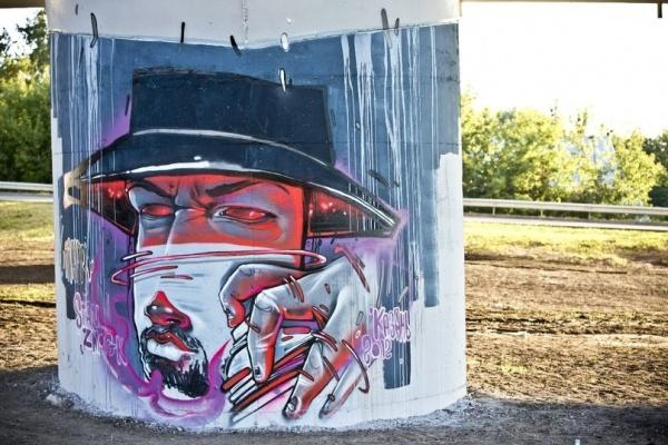 Russian street art - Max 13