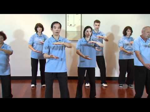 Tai Chi for Beginners - 8 Lessons with Dr Paul Lam ~ 44:24 mins of Awesomeness!