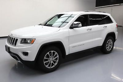 eBay: 2016 Jeep Grand Cherokee 2016 JEEP GRAND CHEROKEE LTD REAR CAM HTD LEATHER 44K #396415 Texas Direct Auto #jeep #jeeplife