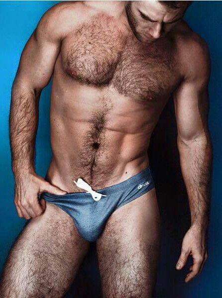 Hairy Swimmers 27