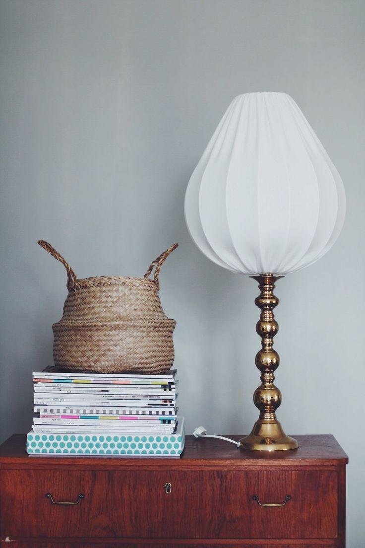 Lampskärm till golvlampa eller taklampa ECO via Lampverket unika lampor