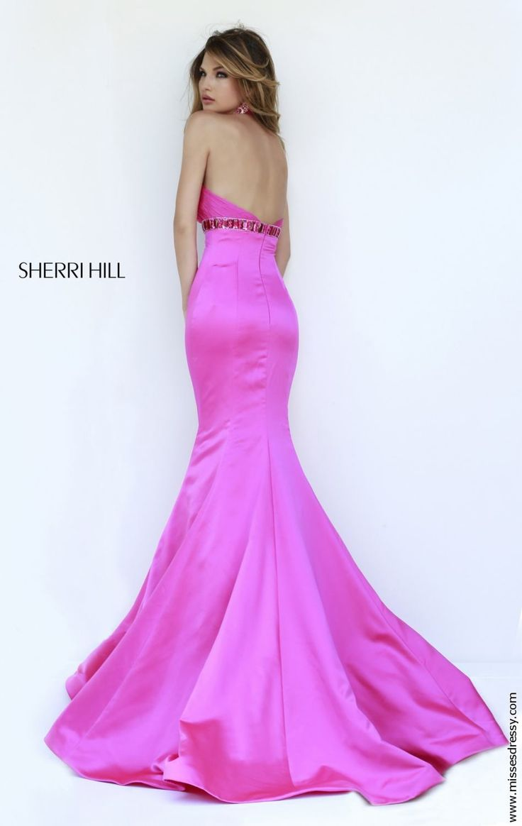 788 best SHERRI HILL / Spring 2015 images on Pinterest | Vestidos de ...