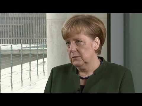 """Kanzlerin Merkel in Videobotschaft :  """" Nicht auf Erfolgen ausruhen"""""""