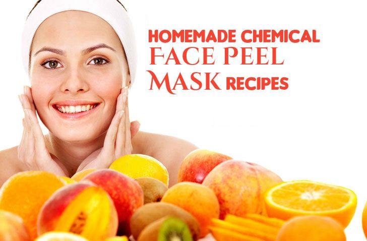 For availing these benefits try the DIY homemade chemical face peel mask recipes which contains orange, egg yolk, honey and gelatin