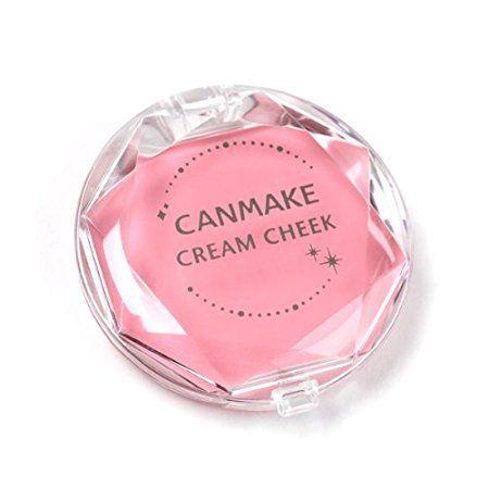 プチプラ♪優秀クリームチーク10選| Clipers - 女性向けキュレーション ... キャンメイク クリームチーク 商品