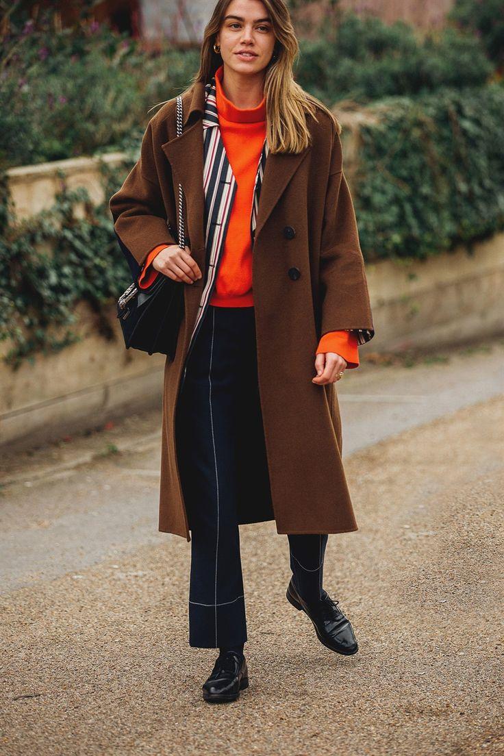 Street Style: London Fashion Week Autunno Inverno 2018/19