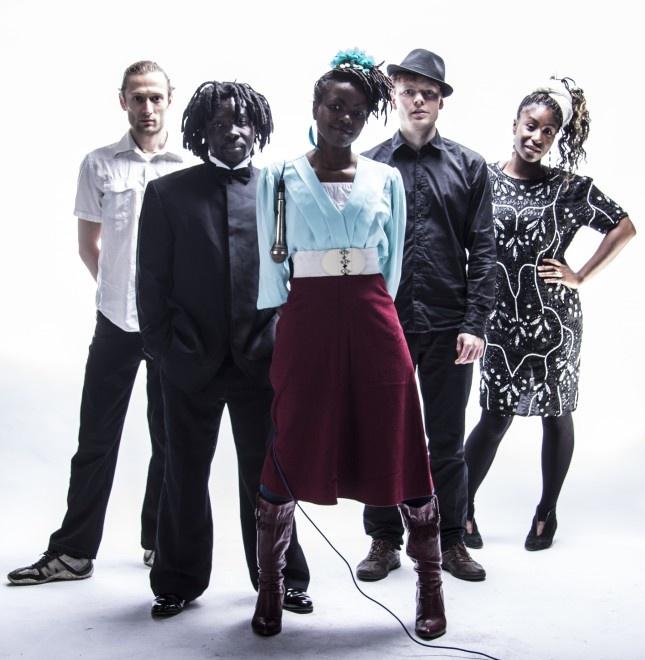 Band - Tina Mweni