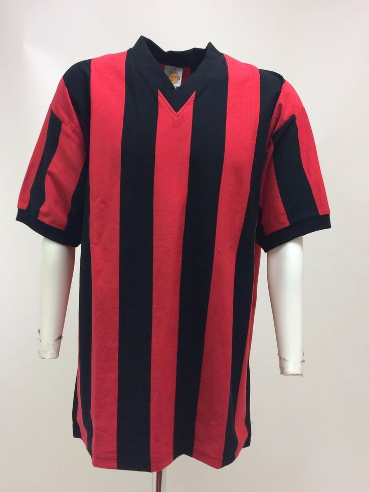 "TOFFS Nice 1964-65 Retro Football Shirt 3XL (46""-52"") | eBay"
