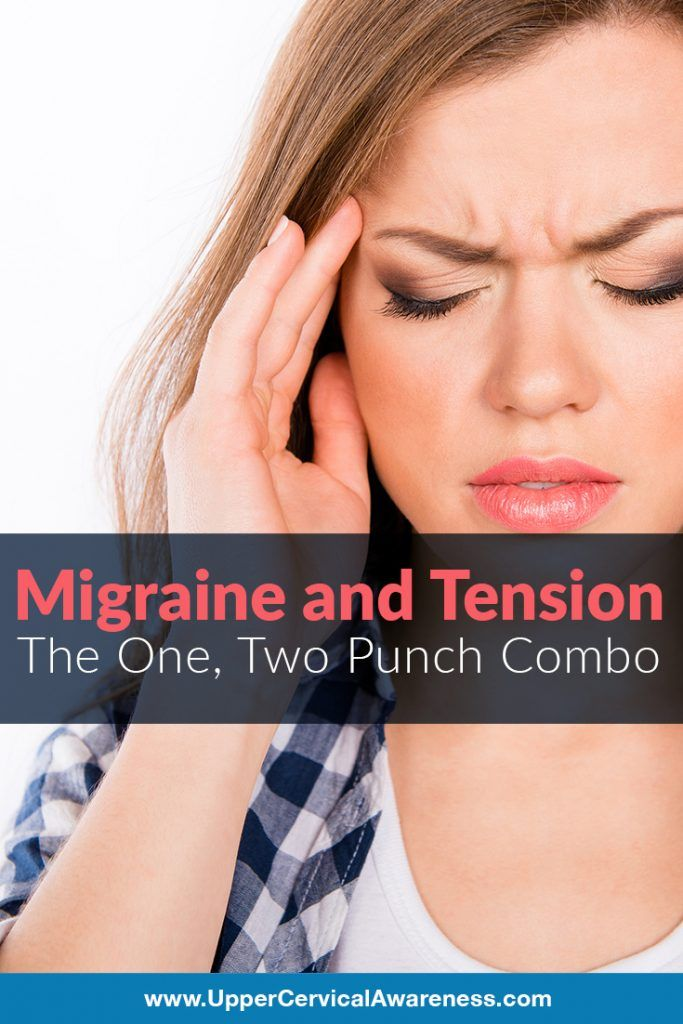 Yes, migraines and tension headaches can occur together. They can be called mixed tension migraines, transformed migraines, chronic daily headaches, or chronic migraines. Most people do not realize that their migraine may be accompanied by a tension headache because the migraine pain is so severe it encompasses their attention. So, how can someone know if they are having two headaches at the same time?…